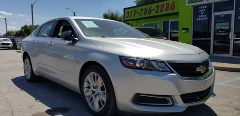 2014 Chevrolet Impala for sale at Empire Auto Group in Indianapolis IN