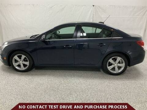 2015 Chevrolet Cruze for sale at Brothers Auto Sales in Sioux Falls SD