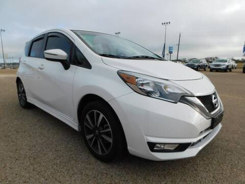 2018 Nissan Versa Note for sale at Stanley Chrysler Dodge Jeep Ram Gatesville in Gatesville TX