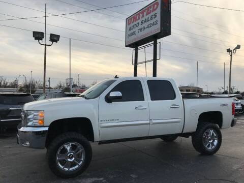 2012 Chevrolet Silverado 1500 for sale at United Auto Sales in Oklahoma City OK