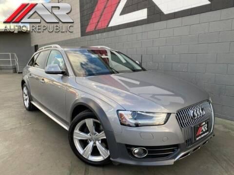 2015 Audi Allroad for sale at Auto Republic Fullerton in Fullerton CA