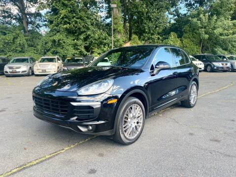 2016 Porsche Cayenne for sale at Bloomingdale Auto Group in Bloomingdale NJ