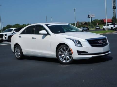 2017 Cadillac ATS for sale at HAYES CHEVROLET Buick GMC Cadillac Inc in Alto GA