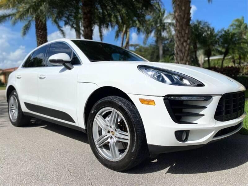 2016 Porsche Macan for sale at CAR UZD in Miami FL
