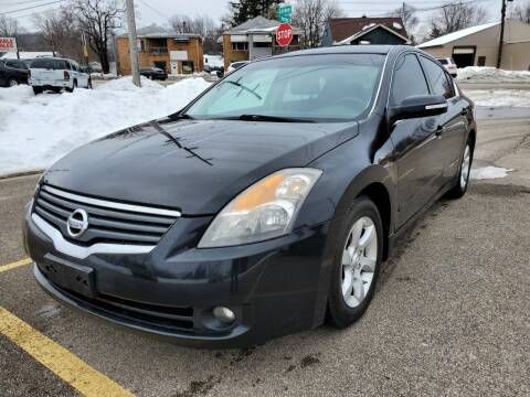 2008 Nissan Altima for sale at Affordable Auto Sales in Toledo OH