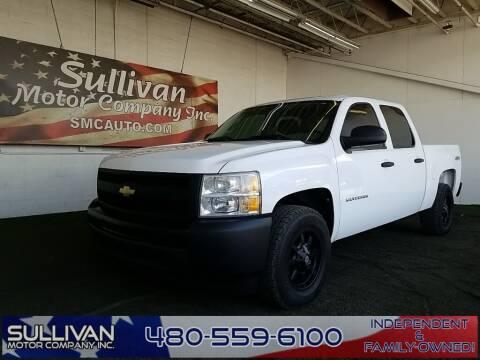 2011 Chevrolet Silverado 1500 for sale at SULLIVAN MOTOR COMPANY INC. in Mesa AZ