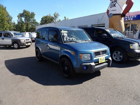 2006 Honda Element for sale at United Auto Land in Woodbury NJ