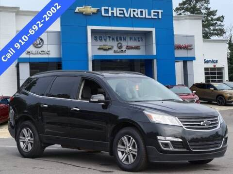 2015 Chevrolet Traverse for sale at PHIL SMITH AUTOMOTIVE GROUP - SOUTHERN PINES GM in Southern Pines NC