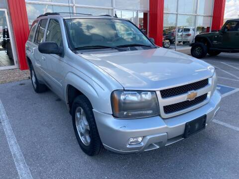 2008 Chevrolet TrailBlazer for sale at Auto Solutions in Warr Acres OK