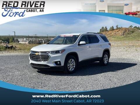 2019 Chevrolet Traverse for sale at RED RIVER DODGE - Red River of Cabot in Cabot, AR