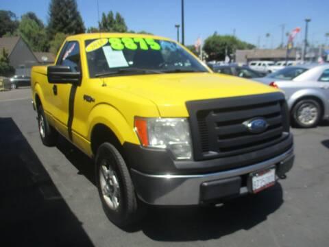 2011 Ford F-150 for sale at Quick Auto Sales in Modesto CA