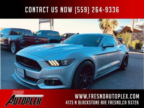 2015 Ford Mustang for sale at Fresno Autoplex in Fresno CA
