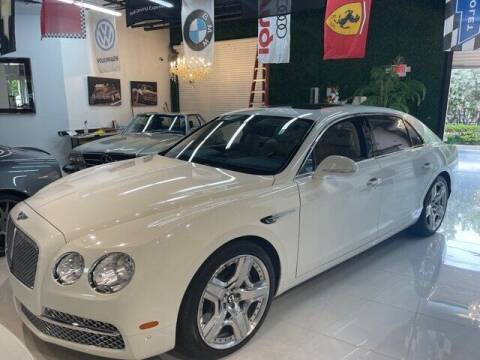 2014 Bentley Flying Spur for sale at Auto Sport Group in Delray Beach FL