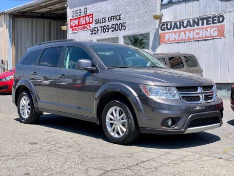 2015 Dodge Journey for sale at Auto Source in Banning CA