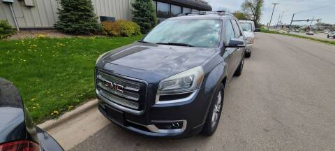 2013 GMC Acadia for sale at Steve's Auto Sales in Madison WI