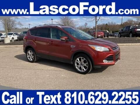 2014 Ford Escape for sale at LASCO FORD in Fenton MI