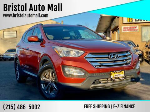 2013 Hyundai Santa Fe Sport for sale at Bristol Auto Mall in Levittown PA