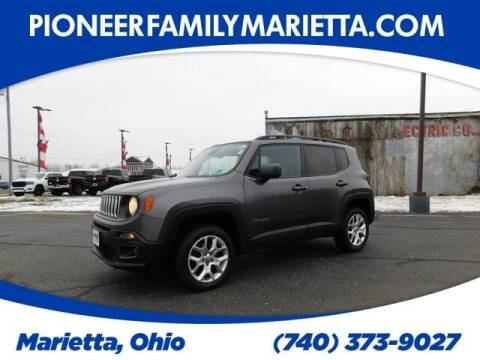 2017 Jeep Renegade for sale at Pioneer Family auto in Marietta OH