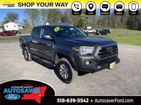 2019 Toyota Tacoma for sale at Autosaver Ford in Comstock NY