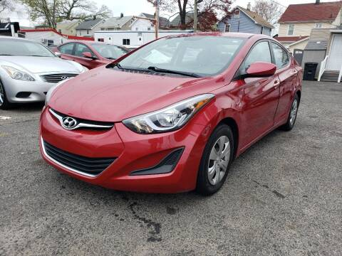 2016 Hyundai Elantra for sale at Innovative Auto Group in Little Ferry NJ