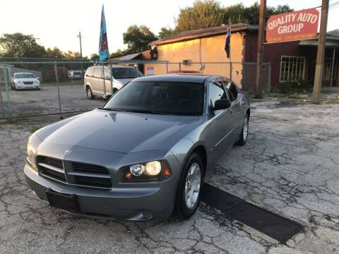 2006 Dodge Charger for sale at Quality Auto Group in San Antonio TX