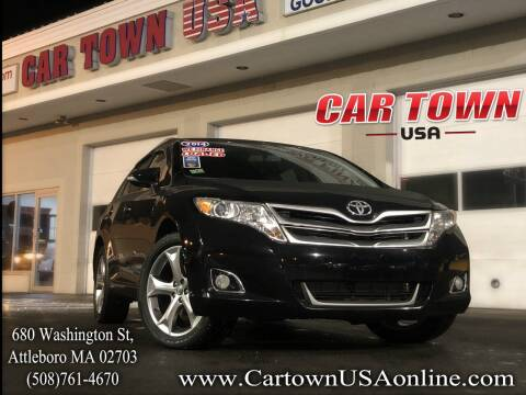 2014 Toyota Venza for sale at Car Town USA in Attleboro MA