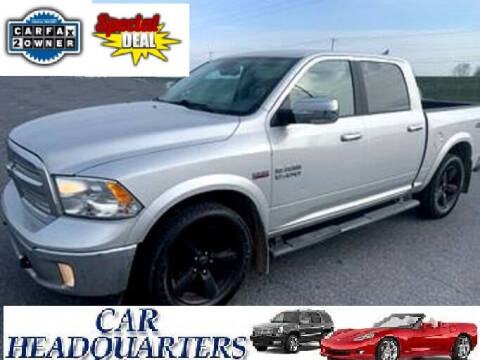 2018 RAM Ram Pickup 1500 for sale at CAR  HEADQUARTERS in New Windsor NY