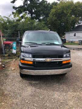 2017 Chevrolet Express Cargo for sale at Mega Cars of Greenville in Greenville SC