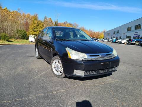 2008 Ford Focus for sale at Lexton Cars in Sterling VA