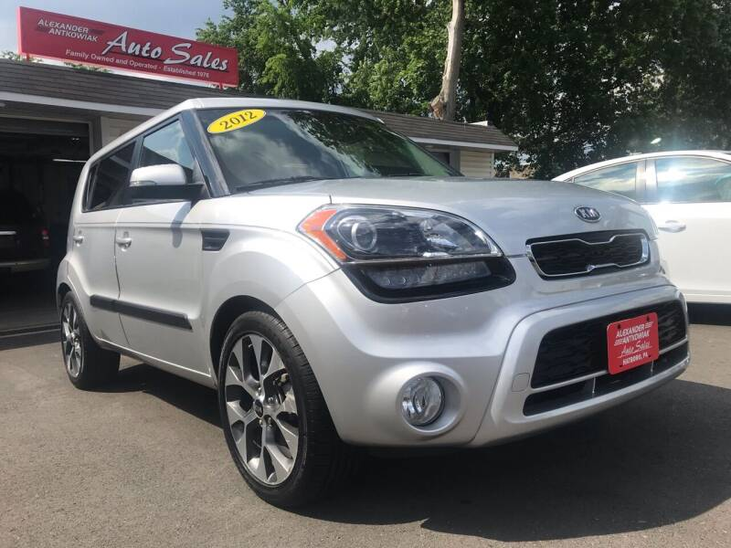 2012 Kia Soul for sale at Alexander Antkowiak Auto Sales in Hatboro PA