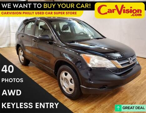 2010 Honda CR-V for sale at Car Vision Mitsubishi Norristown - Car Vision Philly Used Car SuperStore in Philadelphia PA