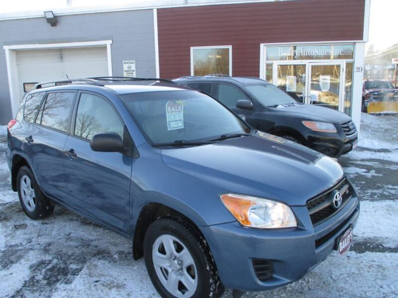 2012 Toyota RAV4 for sale at Percy Bailey Auto Sales Inc in Gardiner ME