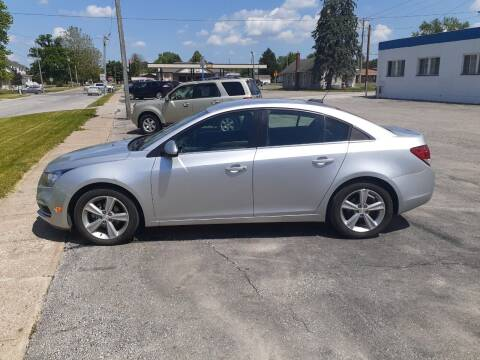 2016 Chevrolet Cruze Limited for sale at Albia Motor Co in Albia IA