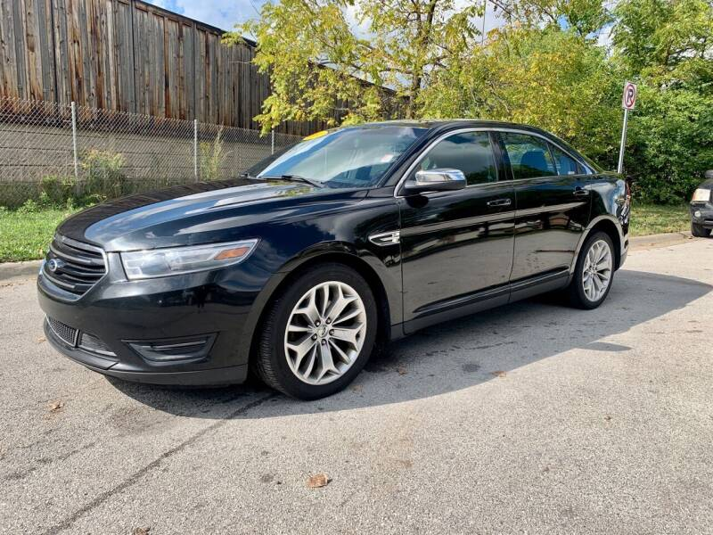 2014 Ford Taurus for sale at Posen Motors in Posen IL