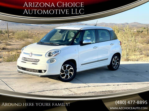 2014 FIAT 500L for sale at Arizona Choice Automotive LLC in Mesa AZ