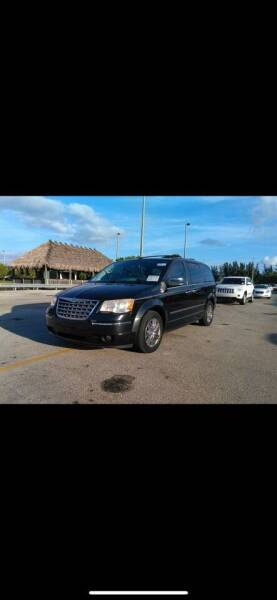 2010 Chrysler Town and Country for sale at Royal Auto Inc. in Columbus OH