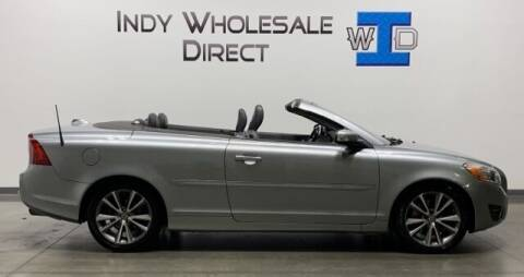2012 Volvo C70 for sale at Indy Wholesale Direct in Carmel IN