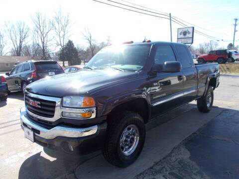 2004 GMC Sierra 2500HD for sale at High Country Motors in Mountain Home AR
