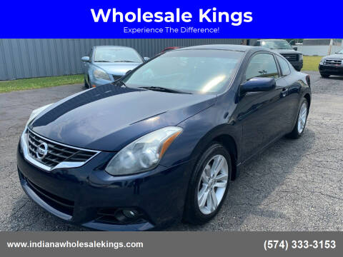 2011 Nissan Altima for sale at Wholesale Kings in Elkhart IN