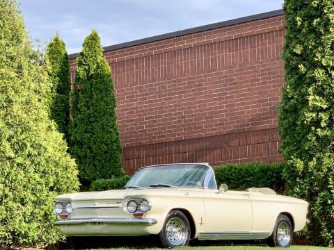 1963 Chevrolet Corvair for sale at Classic Auto Haus in Geneva IL