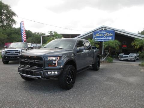 2020 Ford F-150 for sale at NEXT RIDE AUTO SALES INC in Tampa FL