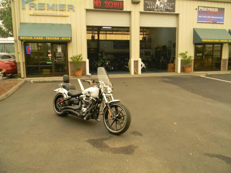 2016 Harley-Davidson Breakout for sale at PREMIER MOTORSPORTS in Vancouver WA