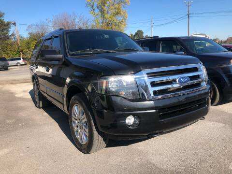 2011 Ford Expedition for sale at Morristown Auto Sales in Morristown TN