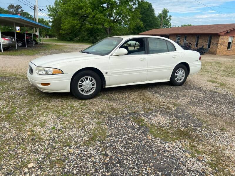 2002 Buick LeSabre for sale at Westside Auto Sales in New Boston TX