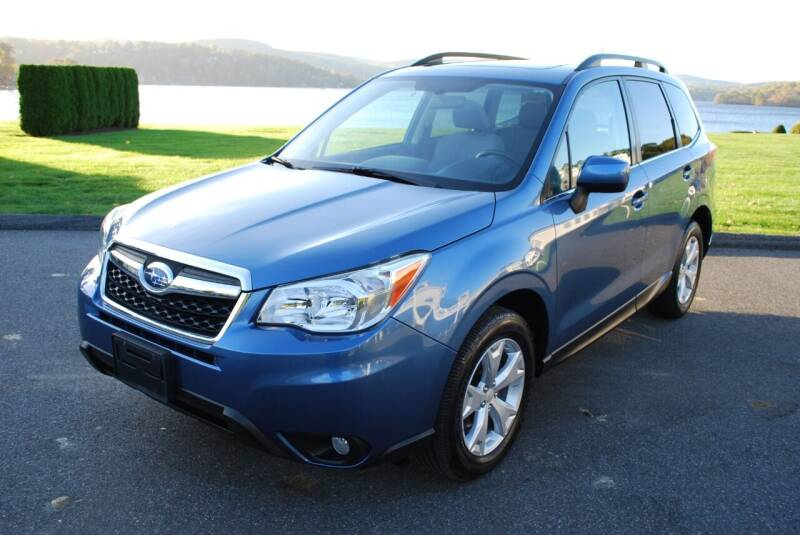 2015 Subaru Forester for sale at New Milford Motors in New Milford CT