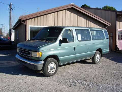 1998 Ford E-350 for sale at Greg Vallett Auto Sales in Steeleville IL