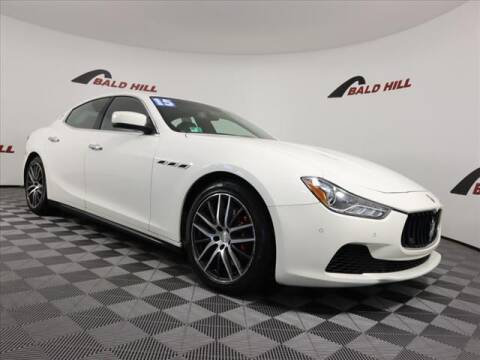 2015 Maserati Ghibli for sale at Bald Hill Kia in Warwick RI