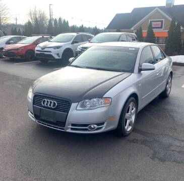 2006 Audi A4 for sale at Bluesky Auto in Bound Brook NJ