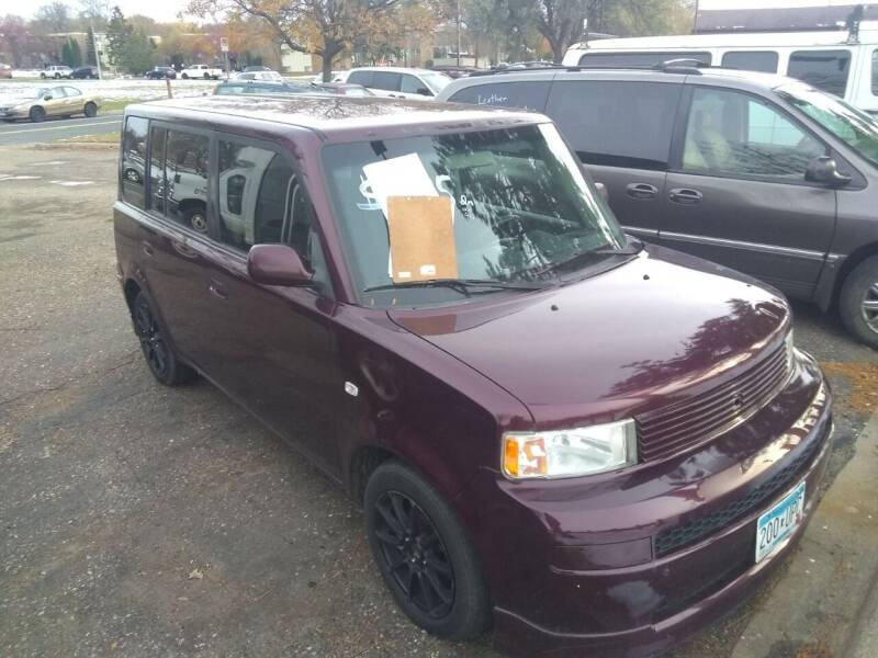 2005 Scion xB for sale at Continental Auto Sales in White Bear Lake MN