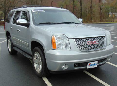 2012 GMC Yukon for sale at Lakewood Auto in Waterbury CT